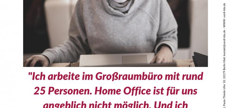 Flugblatt: ver.di fordert kostenfreie Masken für alle Beschäftigten (2020-04-22)