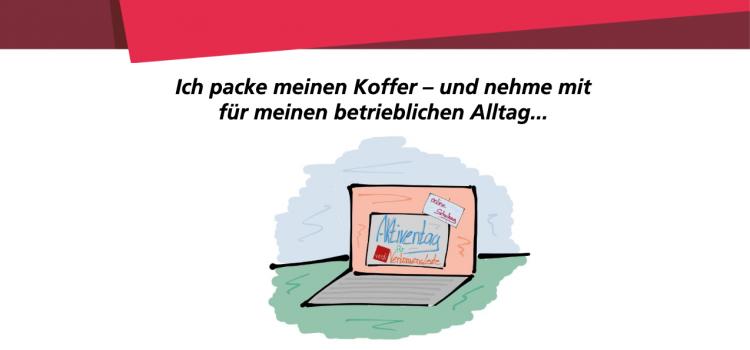 Online-Angebote für Aktive/Vertrauensleute in ver.di NRW