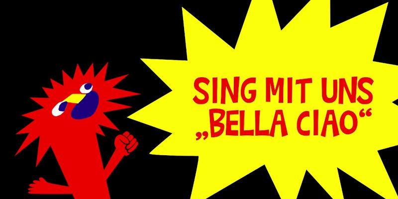 """#SolidaritätIstZukunft (zum 1. Mai 2021): Sing mit uns """"Bella Ciao"""""""